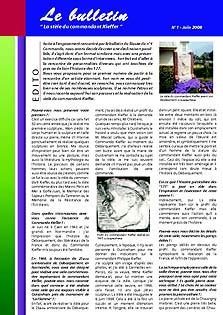 """L'interview du Sculpteur Pétrus dans le """"Bulletin"""""""