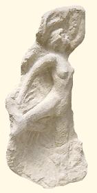 Haut-relief  Sculpture en cours de création