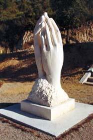 Monument des Sapeurs Pompiers du Tanneron Sculpture isolée
