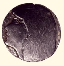 1958 - Médaille en plomb