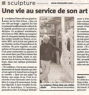 """Le week-end """"Portes Ouvertes"""" dans la presse"""