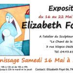 L'exposition d'Elisabeth Foyé