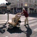 """""""Antigone"""", dans Nice, en route pour une exposition"""