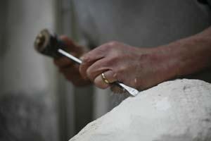 Les mains du Sculpteur Pétrus Photo ©AméricoMariano