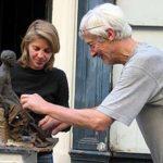 Le Sculpteur Petrus et Claris Garnier