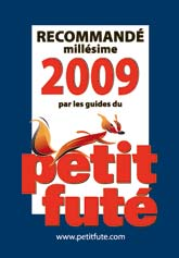 """L'atelier du sculpteur dans le """"Petit Futé 2009"""""""