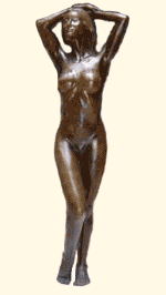 2005 - La sculpture en bronze