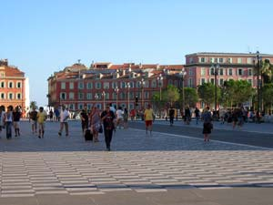 Place Masséna, Nice