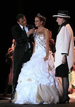 Election d'Anaïs, Miss Côte d'Azur 2009