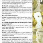 TV France publie un portrait-interview du sculpteur
