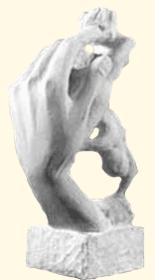 """1986 - """"La Genèse"""" (h: 50 cm)"""