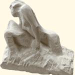 """Une création en pierre : """"Le Printemps"""""""