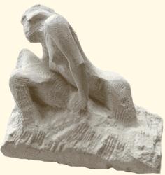 Une création en pierre :