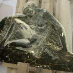 Bas-relief en marbre