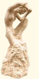 """2002 - """"L'Aurore"""" Taille directe sur pierre - Coll. Mestdagh"""