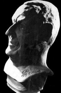 Le buste de M. Jean-Marie Louvel