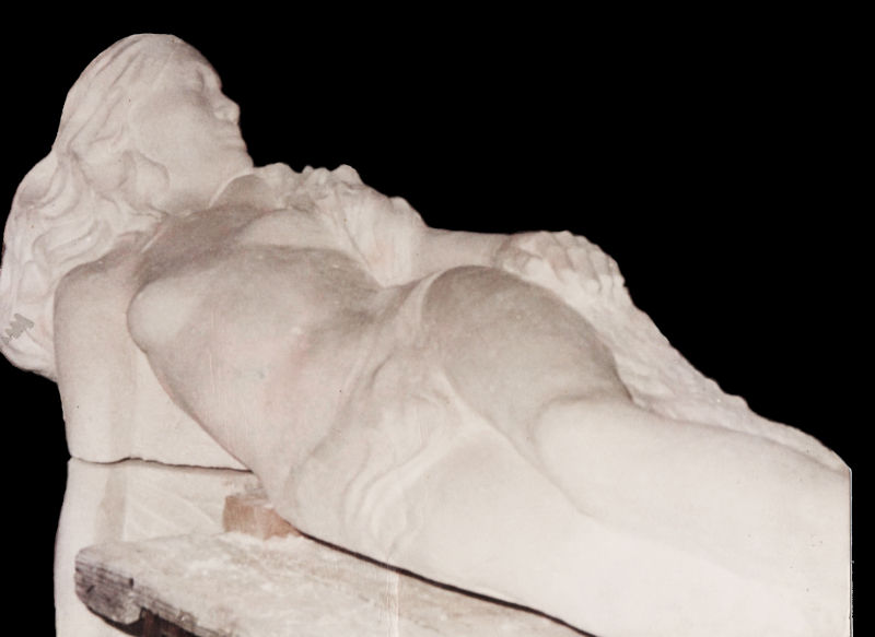 gisant mortuaire