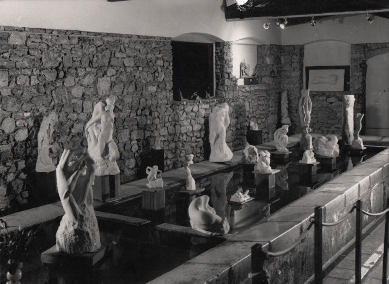Exposition personnelle du Sculpteur Petrus