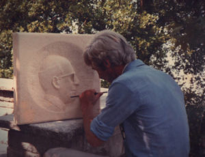 profil en pierre