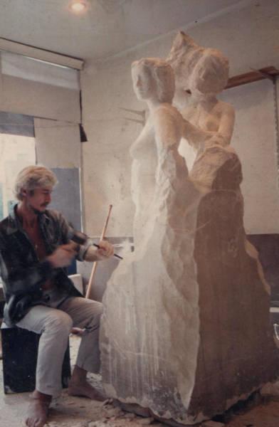 Sculpture statuaire