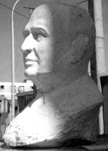 buste André Léotard