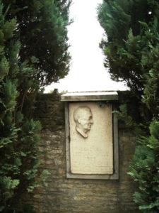 Stèle commémorative de Léonard Gilles