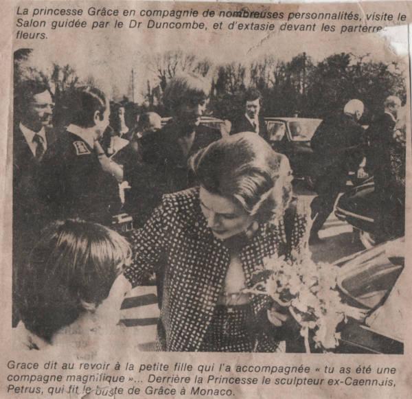 Article Liberté de Normandie du 30 avril 1976