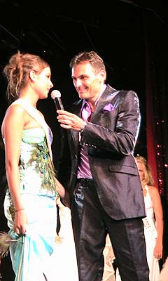 Anaïs Governatori est élue Miss Nice 2009