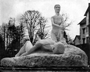 Le Monument aux Morts de Bagnoles de l'Orne
