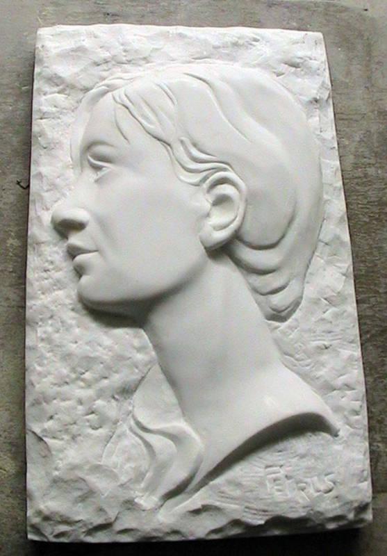 Profil en marbre