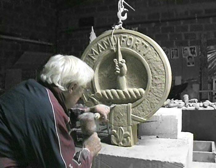 Blason d'un clan écossais